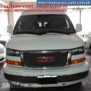 2012 GMC Savana Explorer Full Options Imported Fully Tax Paid