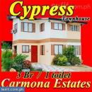 New Townhouse for Sale Cavite 3Br near Alabang-CYPRESS house