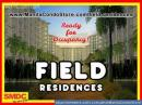 SMDC Field Residences Condo in SM Sucat Paranaque RFO Furnished