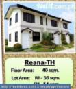 Camella Homes in Bucandala imus Cavite House and Lot REANA