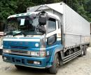30Y3,FUSO SUPER GREAT 10 wheeler,6d40 ,wing van,32ft,japan surplus