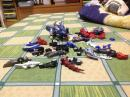 Zoids whole toy and some parts or swap