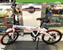Venzo Jaz folding bike