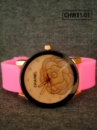 Flower Design Chanel Fashion Watch