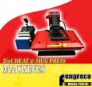 2in1 Heat & Mug Press Machines